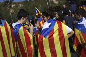 Испания оставила за решеткой каталонских министров