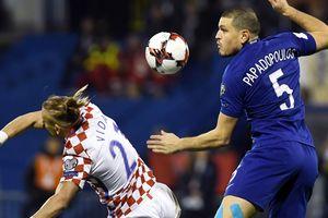 Хорваты, на месте которых могли быть украинцы, разобрались с греками в плей-офф ЧМ-2018