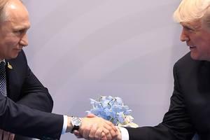 Встреча Путина и Трампа: будет ли соглашение по Украине