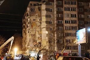 При обрушении дома в Ижевске погибли пять человек