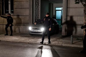 Испанский суд арестовал спикера парламента Каталонии