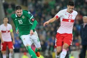 Все решил пенальти. Обзор матча Северная Ирландия - Швейцария