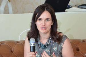 Заместительница Омеляна подала в отставку