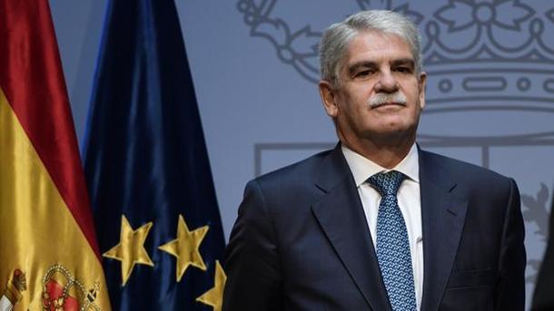 Руководитель  МИД Испании обвинил «русских хакеров» вдестабилизацииЕС