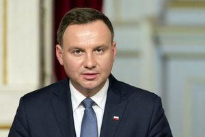 Дуда озвучил позицию относительно Украины и санкций против РФ