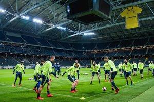 Стыковой поединок Швеция - Италия: когда матч и где смотреть