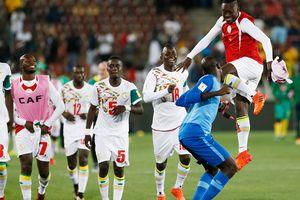 Сенегал пробился на чемпионат мира 2018 года