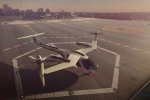 Uber договорился с NASA о создании летающего автомобиля