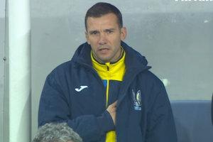 Шевченко заявил, что у Милевского есть шанс вернуться в сборную Украины