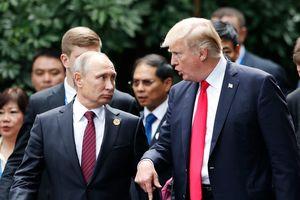 Трамп и Путин сделали совместное заявление