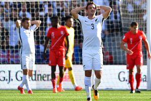 Сборные Новой Зеландии и Перу сыграли вничью в отборе на ЧМ-2018