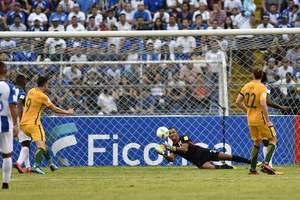 Сборные Гондураса и Австралии сыграли вничью в отборе на ЧМ-2018