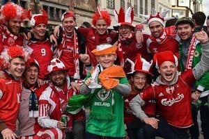 Где смотреть матч плей-офф ЧМ-2018 Дания - Ирландия