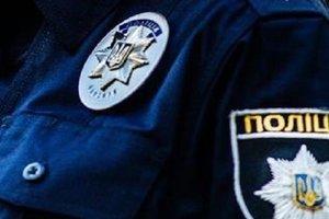 В Днепропетровской области подорван полицейский автомобиль