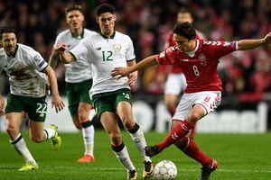 Дания и Ирландия выдали первую ничью в плей-офф ЧМ-2018
