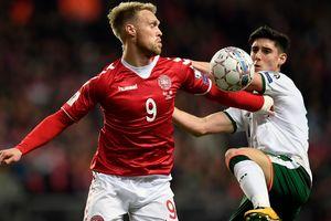 31 год без побед. Обзор матча Дания - Ирландия в плей-офф ЧМ-2018