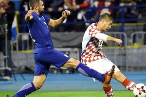 Где смотреть матч Греция - Хорватия в отборе на ЧМ-2018