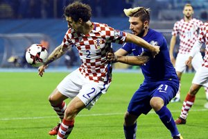 Греция - Хорватия: стали известны составы на матч отбора на ЧМ-2018
