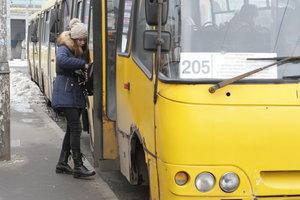 В Киеве проверяют маршрутки: перевозчики грешат отсутствием лицензий и плохим состоянием автобусов
