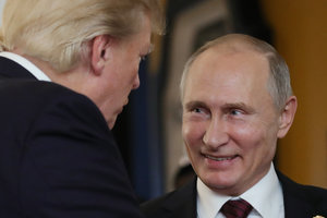 Бывшие главы разведки США считают, что Путин манипулирует Трампом
