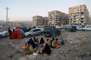 Количество жертв землетрясения в Иране с резко выросло - СМИ