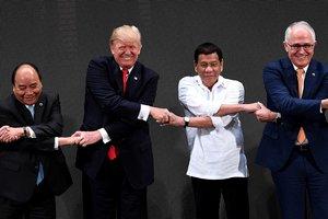 Трамп снова опозорился в Азии - теперь Филиппины