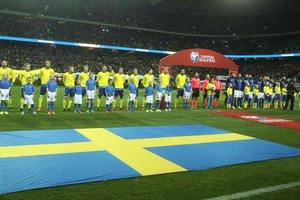 Где смотреть ответный матч плей-офф ЧМ-2018 Италия - Швеция