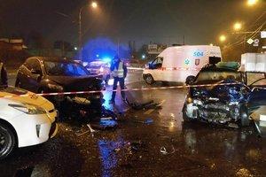 Смертельное ДТП в Киеве: по предварительным данным, за рулем был чиновник