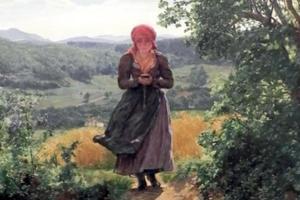 На картине XIX века заметили смартфон