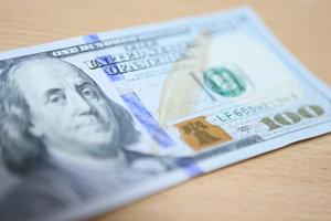 Доллар в Украине упал ниже 26,5 гривен