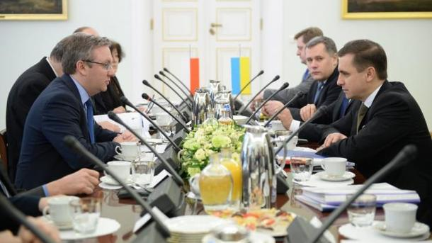 Комитет президентов Украины иПольши соберется вКракове 17ноября