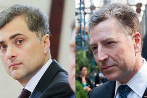 Встреча Волкера и Суркова: СМИ выяснили новые подробности