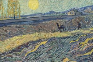 Van Gogh's painting sold for $81,3 million