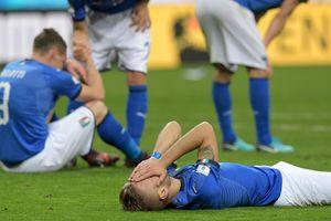 Как Италия пролетела мимо ЧМ-2018. Обзор исторического матча со Швецией