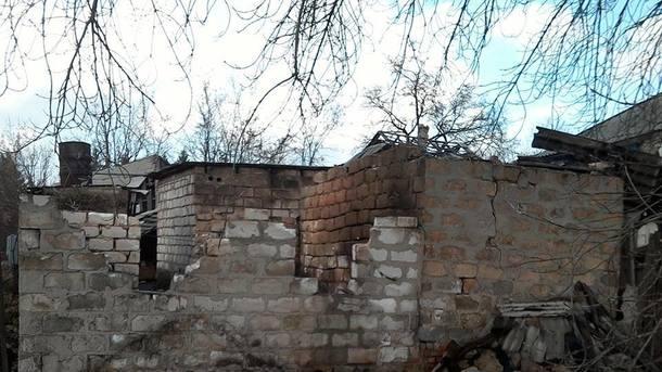 Боевики атаковали Зайцево