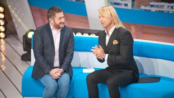 Олег Винник удивил зрителей