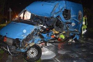 В Словакии в жутком ДТП погибли два украинца – МИД