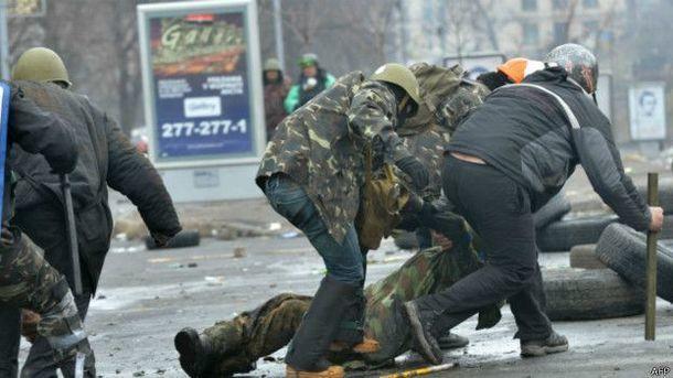 Рада приравняла раненых наМайдане кучастникам военных  действий
