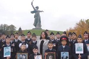 Российские школьники спели о том, что готовы умереть за