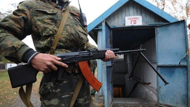 Боевики бегут с передовой на Донбассе