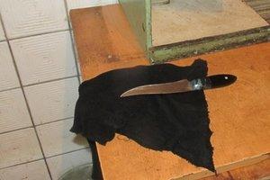 В Киеве мужчина ножом ударил брата, защищая мать