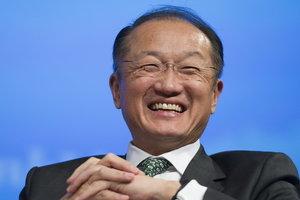 """Глава Всемирного банка назвал условия для наступления """"светлого будущего"""" в Украине"""
