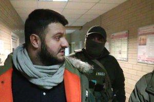 Апелляционный суд принял решение по мере пресечения сыну Авакова