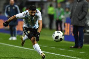 Звезда сборной Аргентины Серхио Агуэро упал в обморок в России