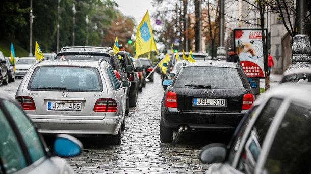 Литовцы могут наказывать продавцов «еврономеров» сразу по трем статьям своего УК