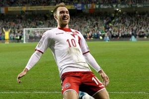 Хет-трик Эриксона вывел Данию на чемпионат мира 2018