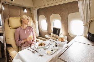 Рекорд по роскоши: как выглядит новый первый класс в самолетах Boeing 777