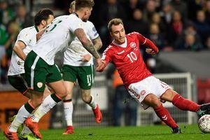 Где смотреть матч Ирландия - Дания в отборе на ЧМ-2018