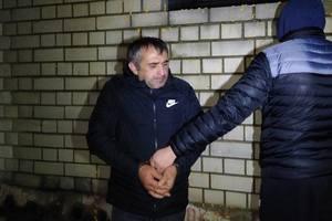 В Киеве поймали опасных разбойников из Грузии