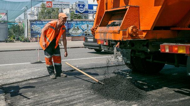 Капитальный ремонт дорог в Украине только начался - Гройсман